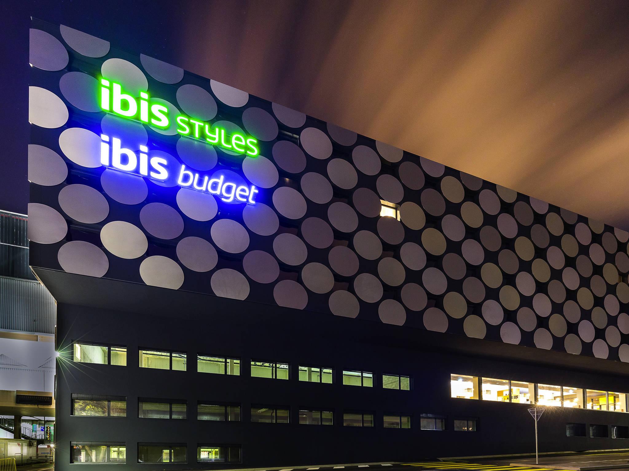 Otel – ibis budget Genève Palexpo Aéroport