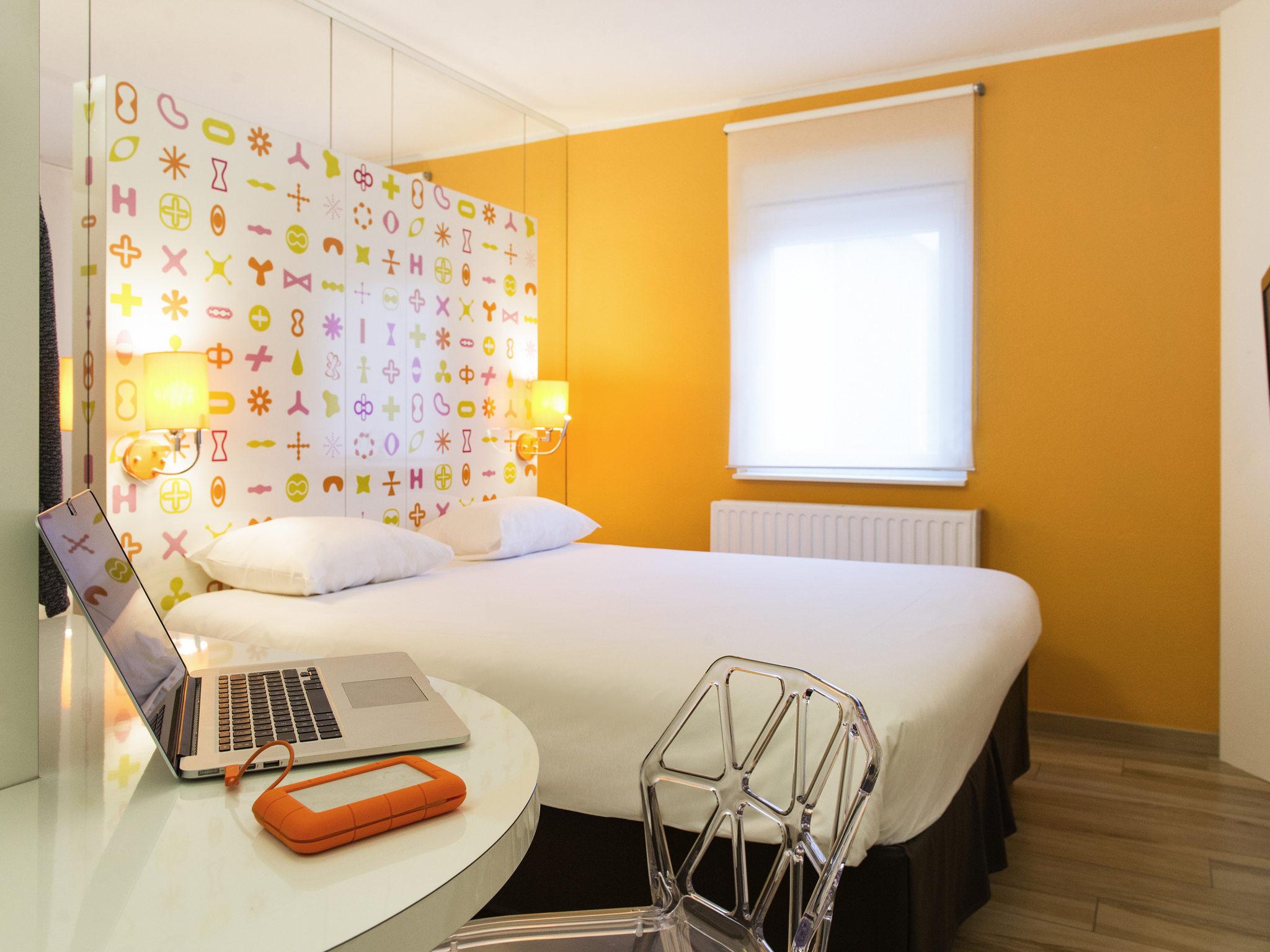 Hotell – ibis Styles La Louvière