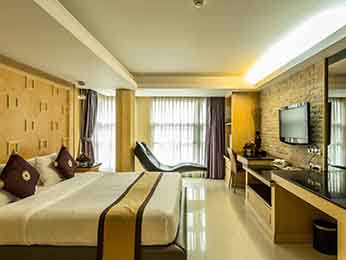 Smart Suites The Boutique Hotel