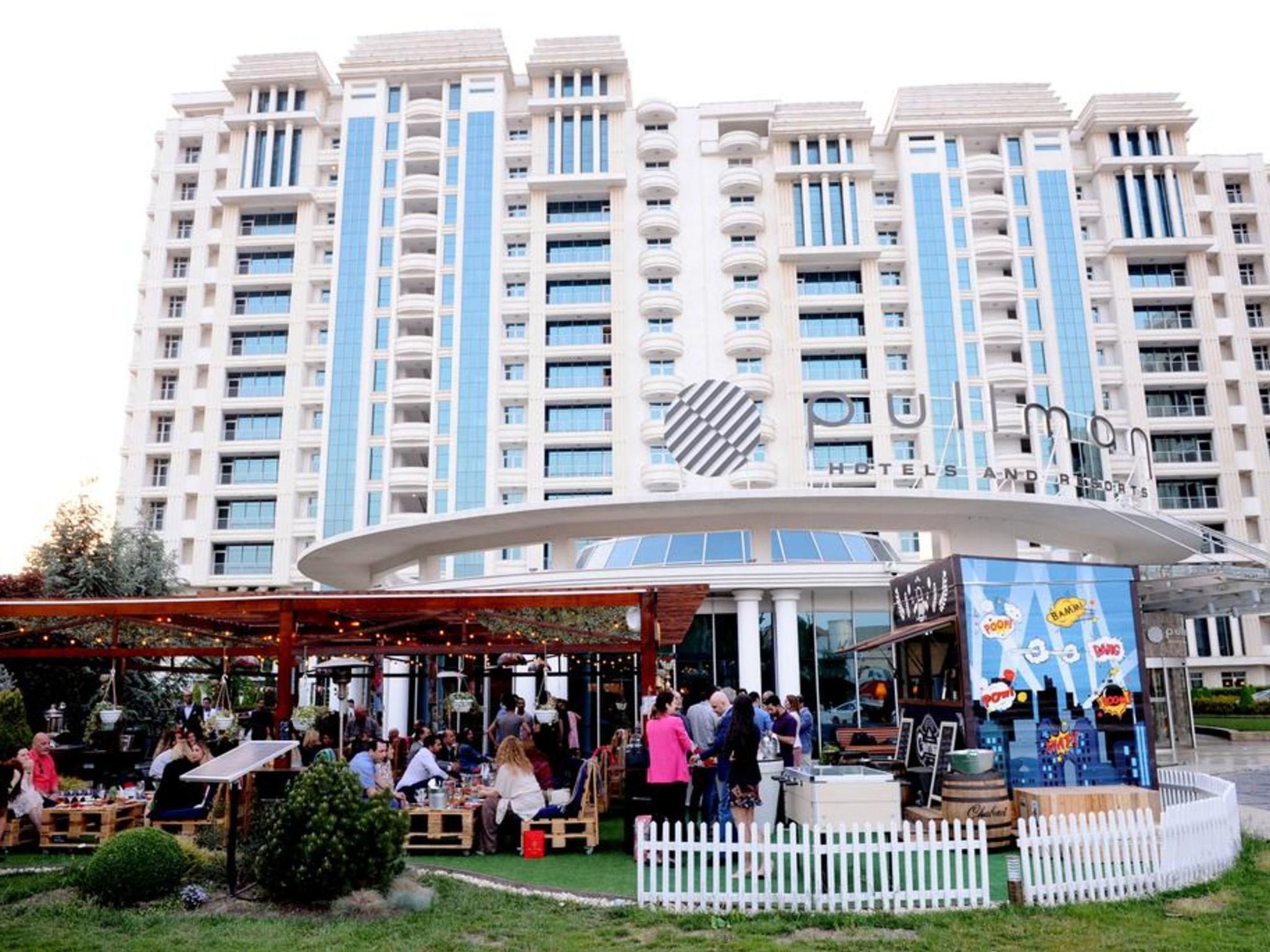 โรงแรม – Pullman Baku