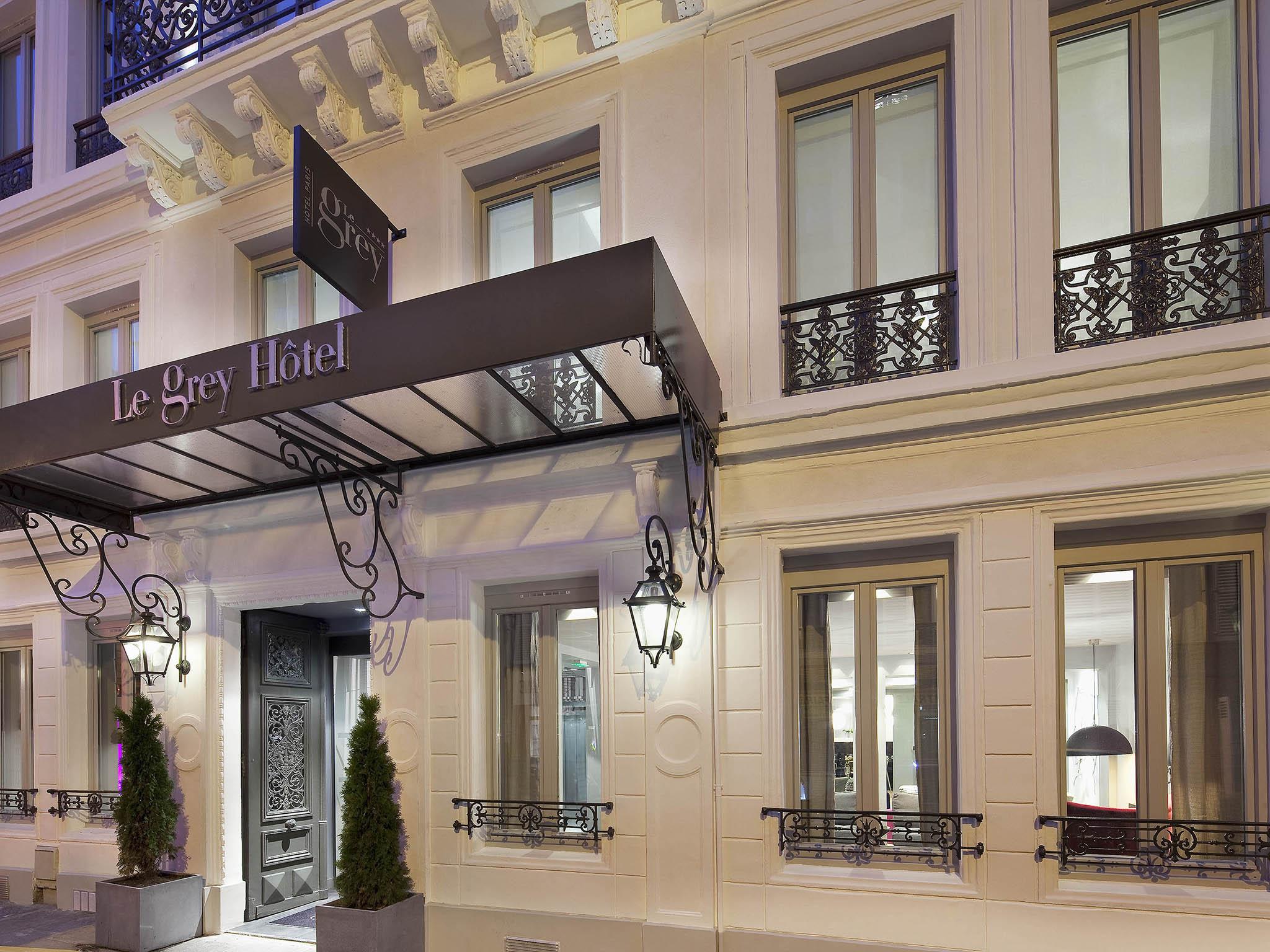 Hotel Le Grey
