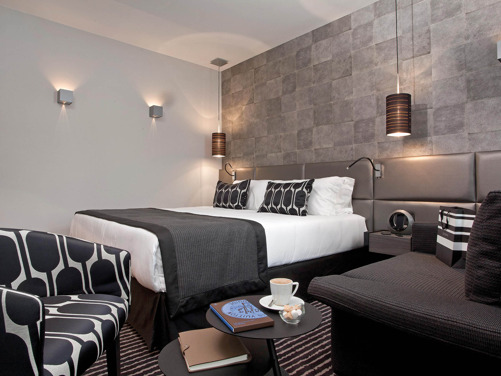 Best 60 gray hotel design decorating design of 471 best for Top design hotels paris