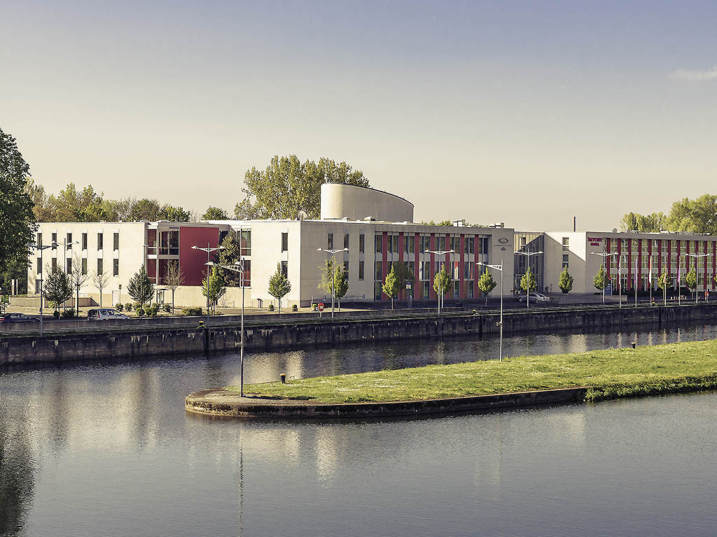 4 Sterne Hotel Schweinfurt Maininsel Mercure Accorhotels