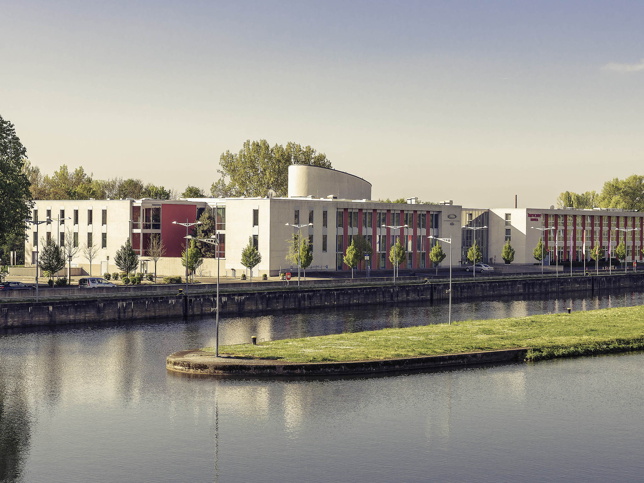 Hotell – Mercure Hotel Schweinfurt Maininsel