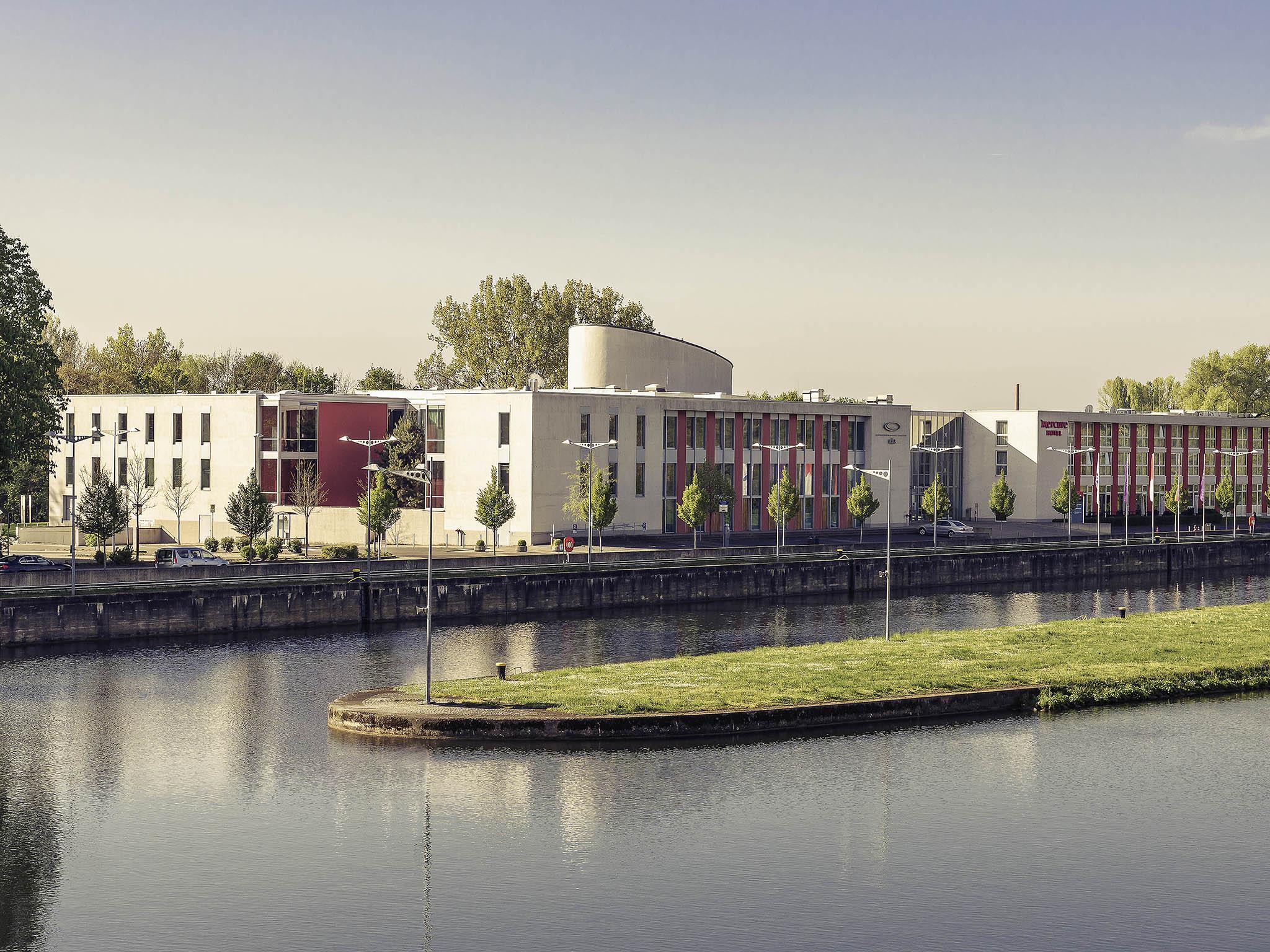 호텔 – Mercure Hotel Schweinfurt Maininsel