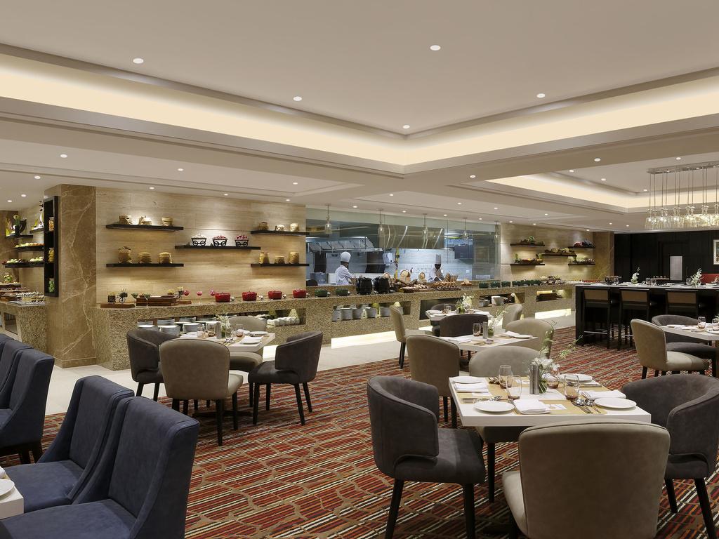 New Hotel in Lucknow Gomti Nagar- Novotel Lucknow - Accor