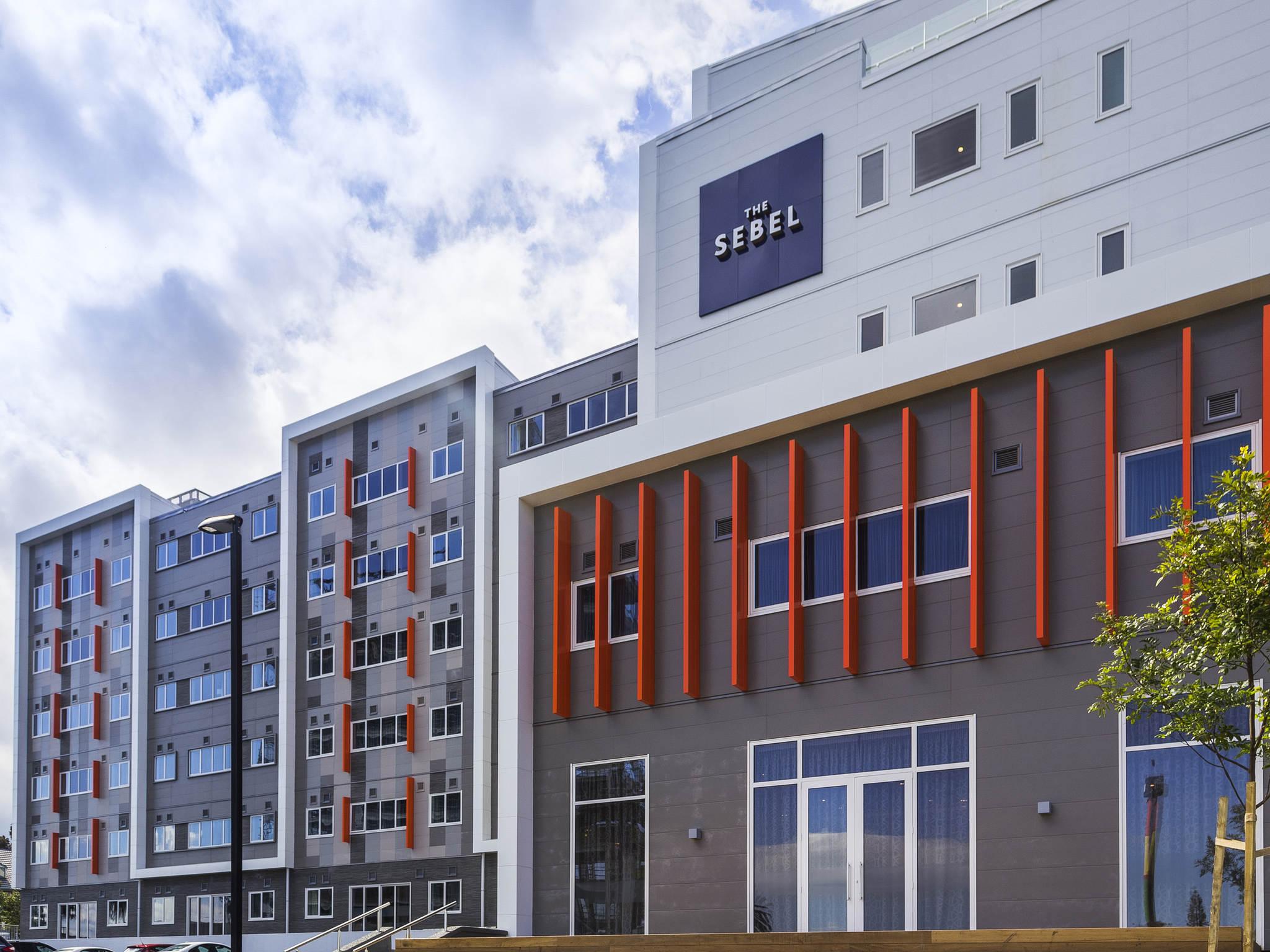 โรงแรม – เดอะ ซีเบล โอ็คแลนด์ มานูกัว