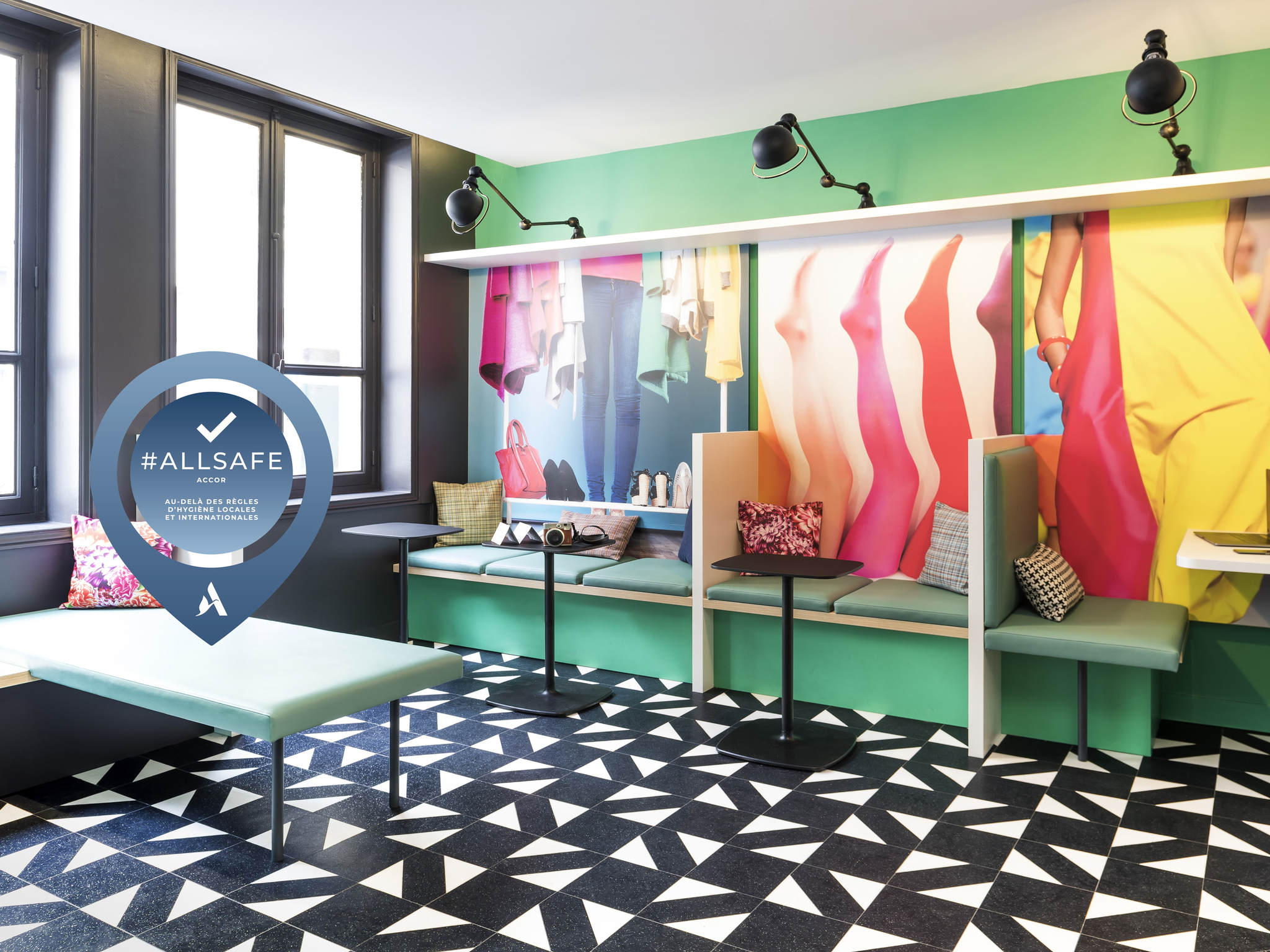 فندق - إيبيس ستايلز Ibis Styles باريس جار سان لازار