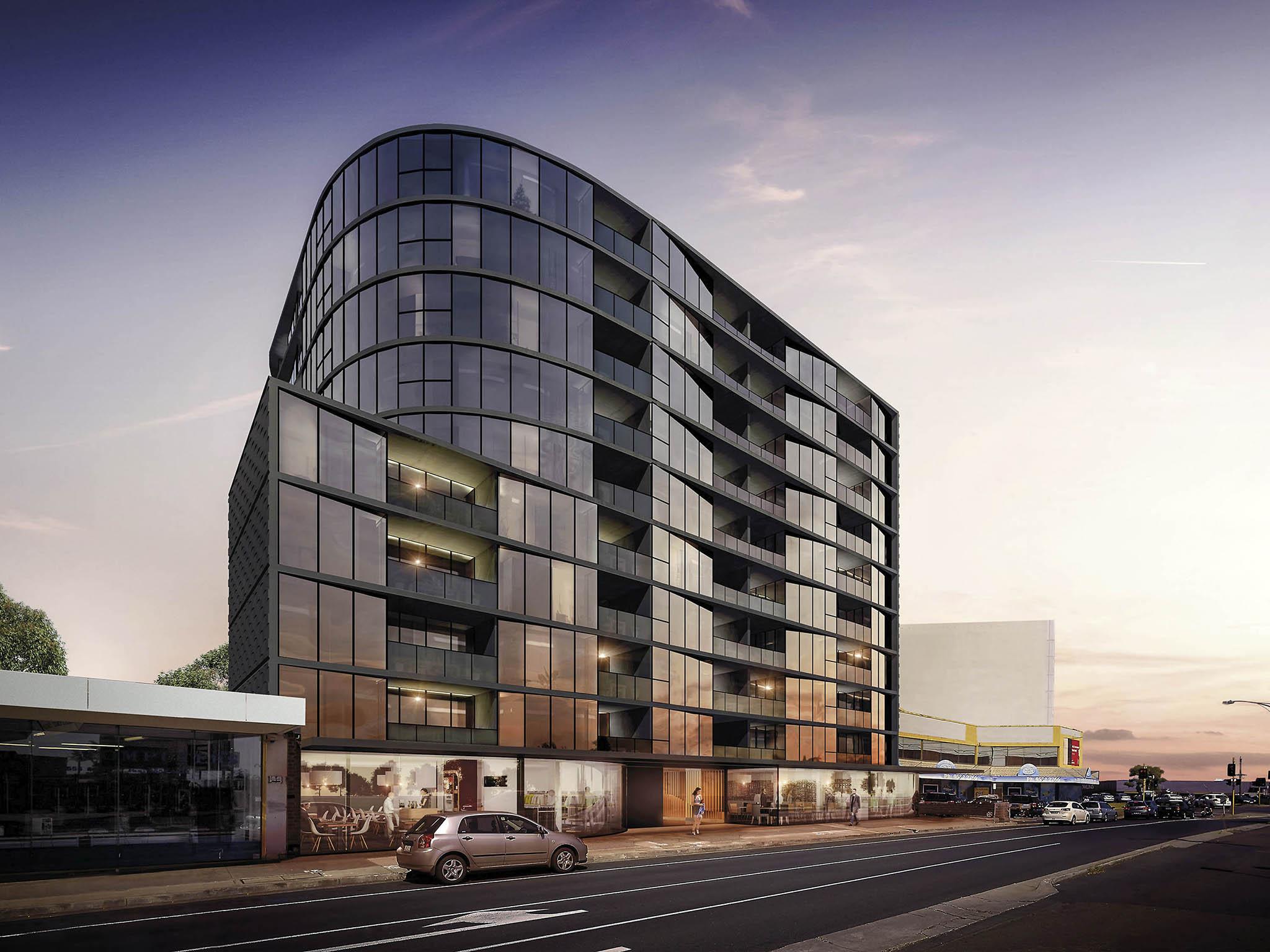 Отель — The Sebel Melbourne Moorabbin