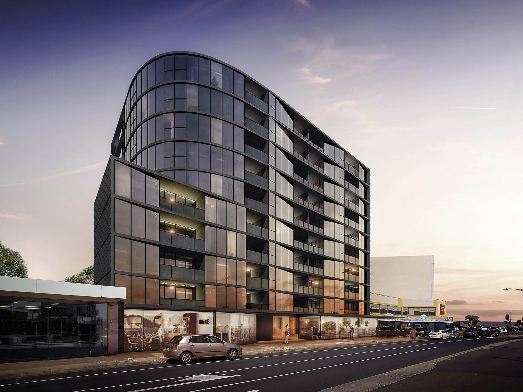 Otel – The Sebel Melbourne Moorabbin