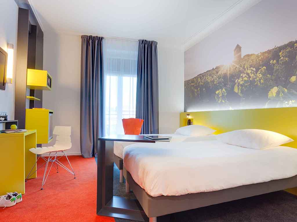 hotel pas cher nantes ibis styles nantes centre gare. Black Bedroom Furniture Sets. Home Design Ideas