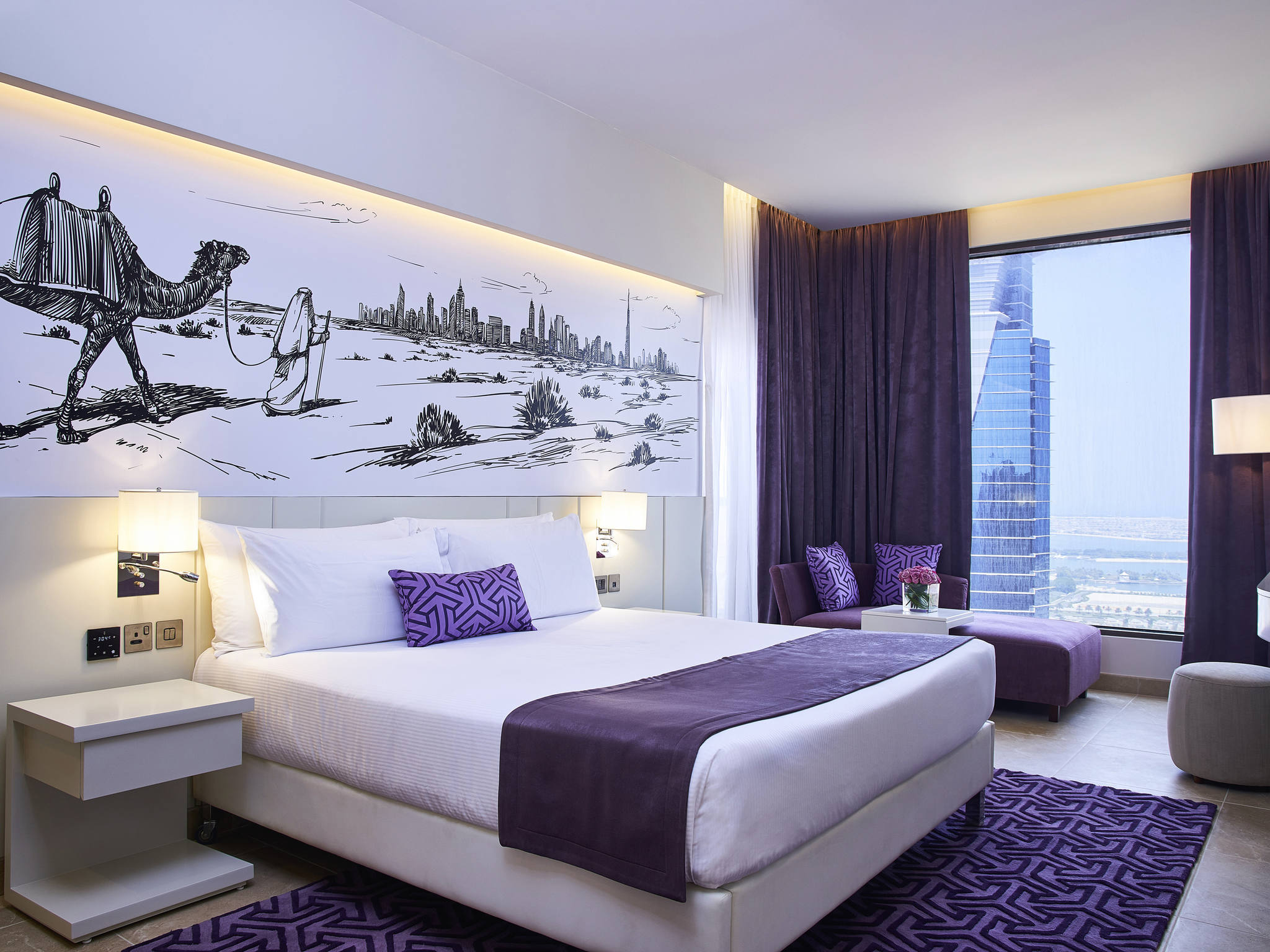 Hotel - Mercure Dubai Barsha Heights Hotel Suites