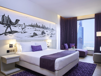 Mercure Dubai Barsha Heights Hotel Suites (Opening May 2017)