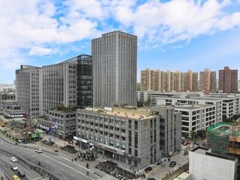 Ji SH Xujiahui Yishan Rd.