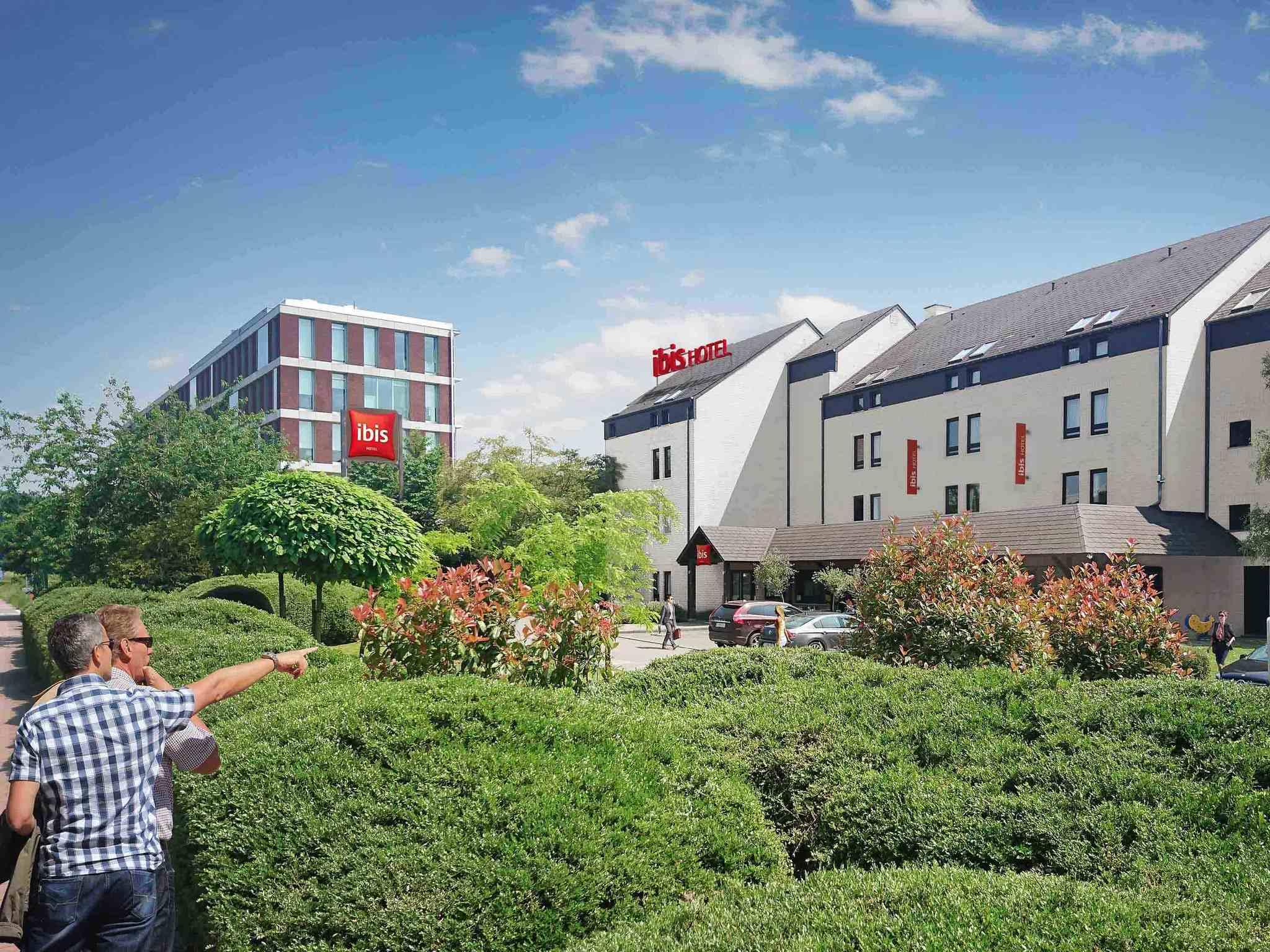فندق - فندق إيبيس IBIS بروكسل إيراسموس