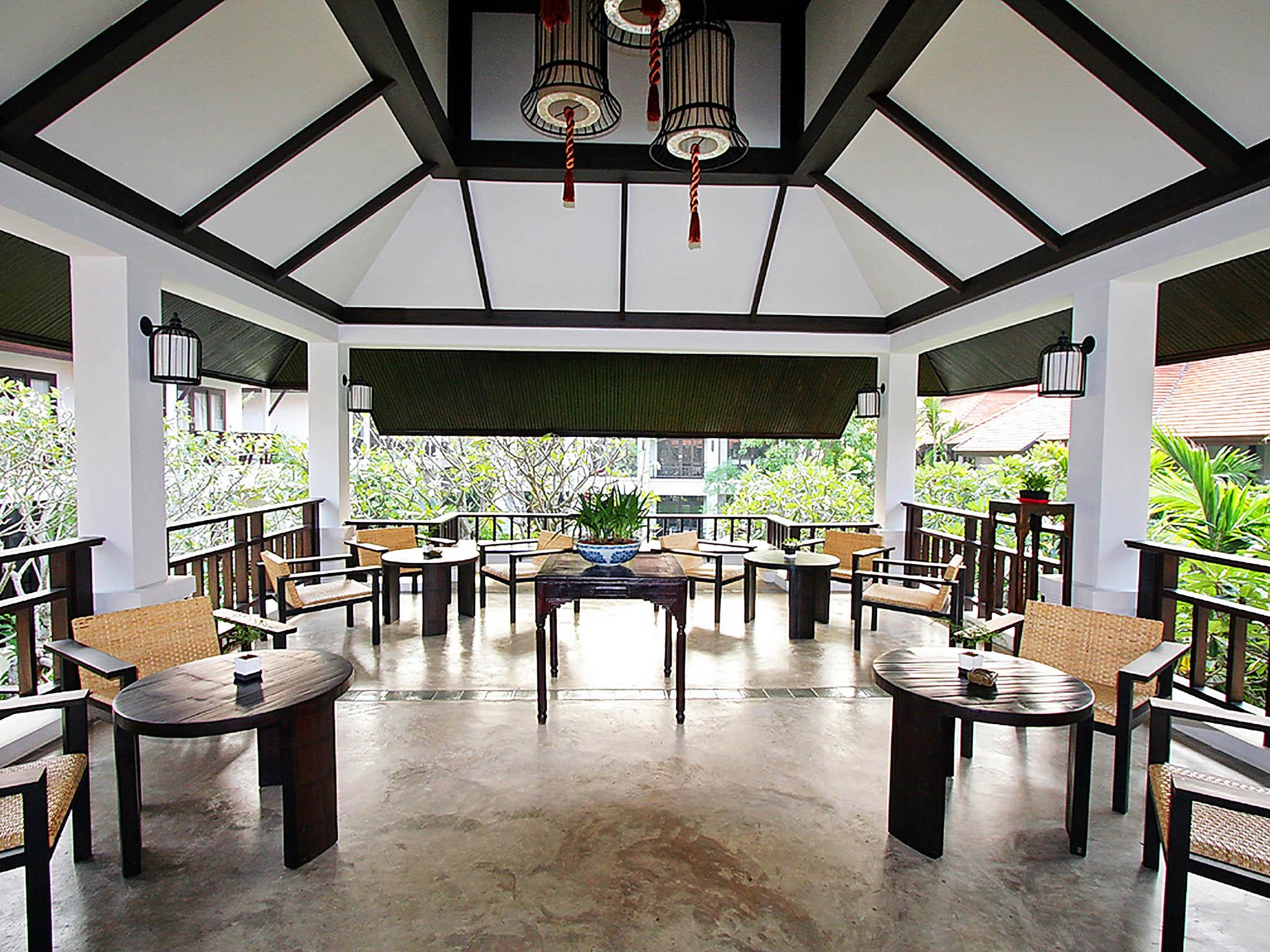 Restaurant bodhi serene a boutique hotel