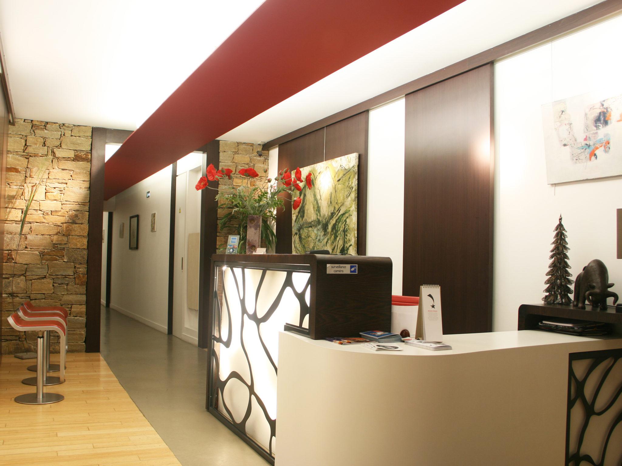 Hotel in nantes hotel astoria nantes for Boutique hotel nantes