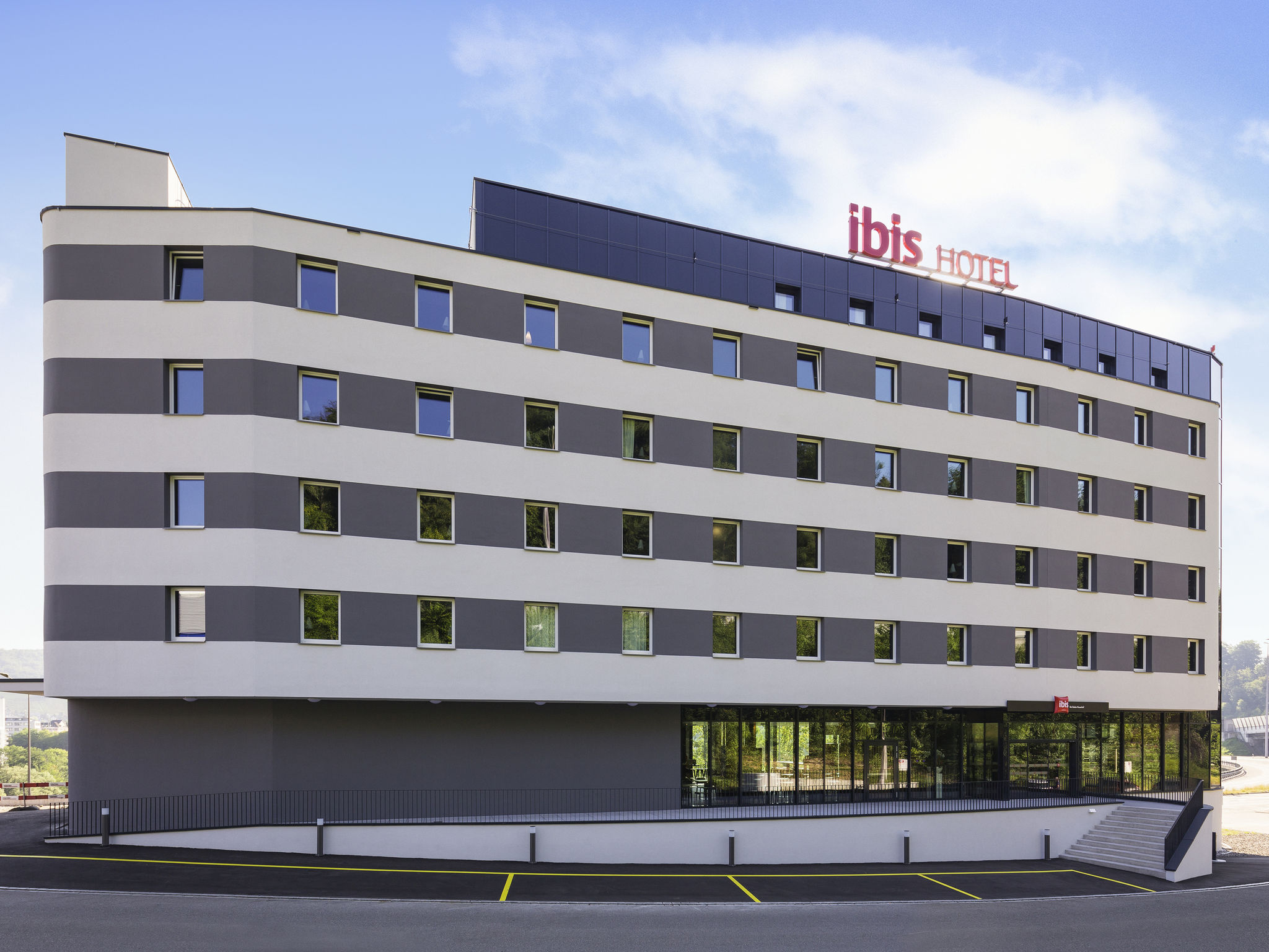 酒店 – ibis Baden Neuenhof