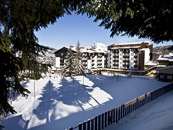 Hotel Royal Rochebrune