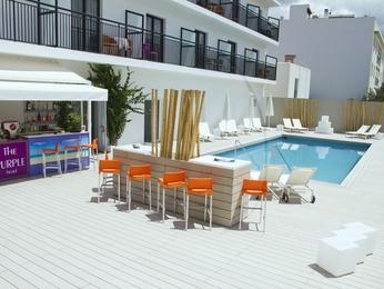 The Purple Hotel By Ibiza Feeling