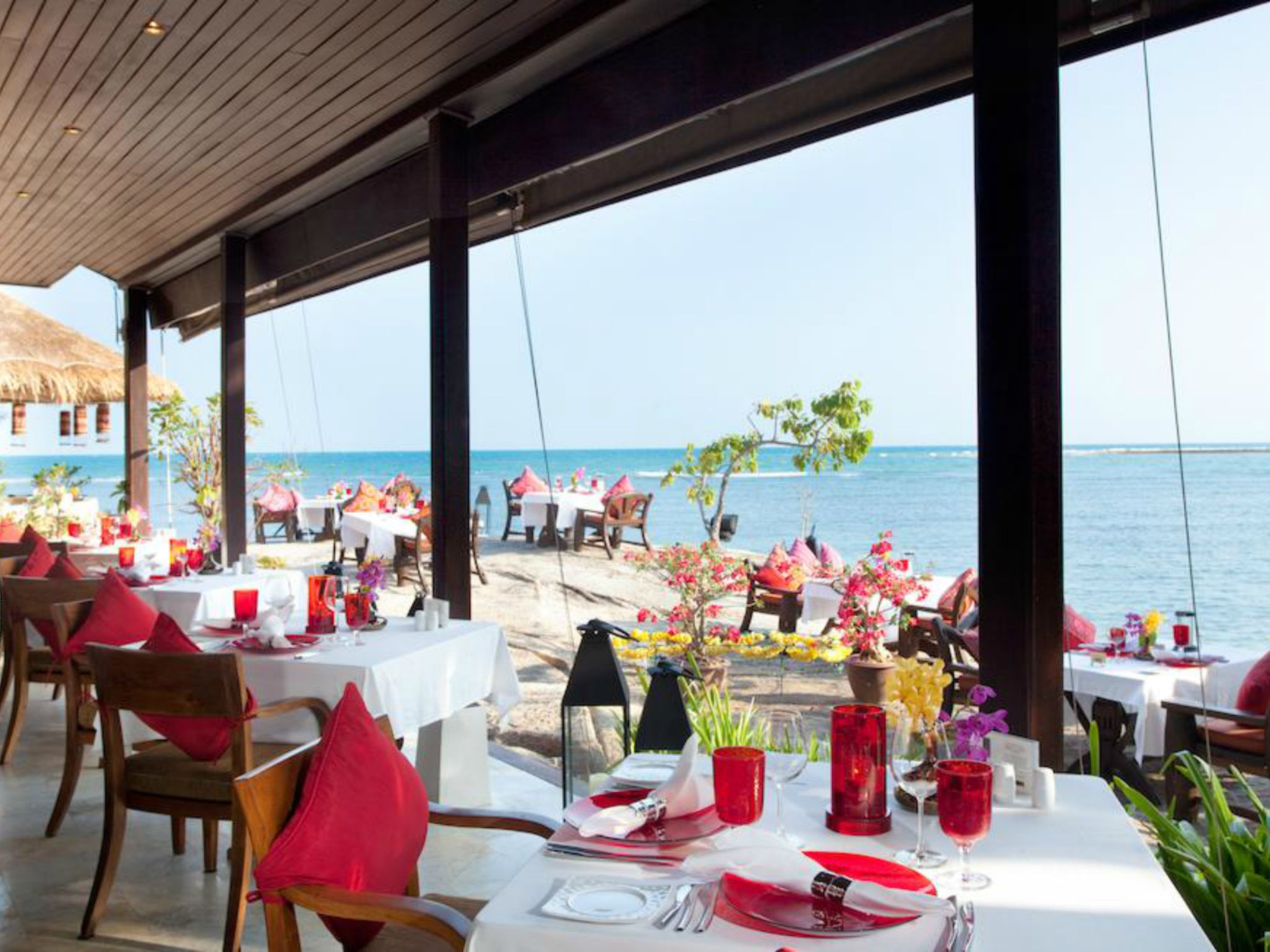 Restaurant   Rocky S Boutique Resort. Hotel in KOH SAMUI   Rocky S Boutique Resort