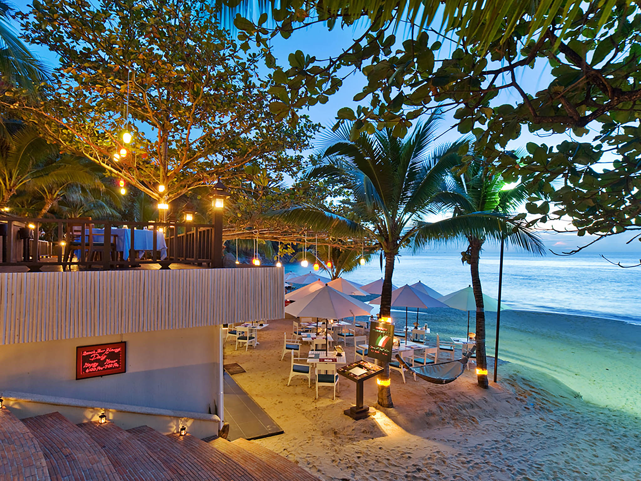 Andaman White Beach Resort Restaurant Prices