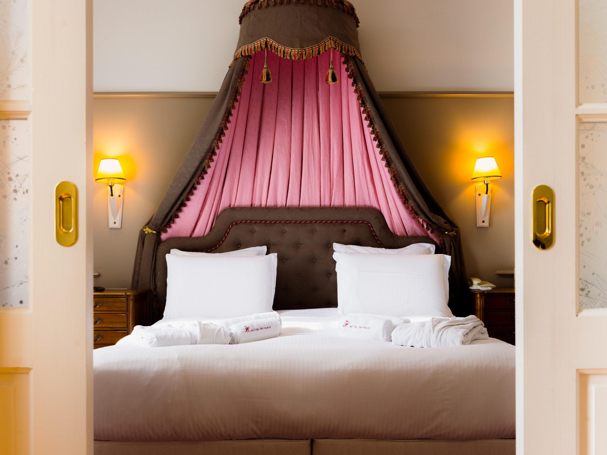 酒店 – Hôtel Mercure Moulins Hôtel de Paris
