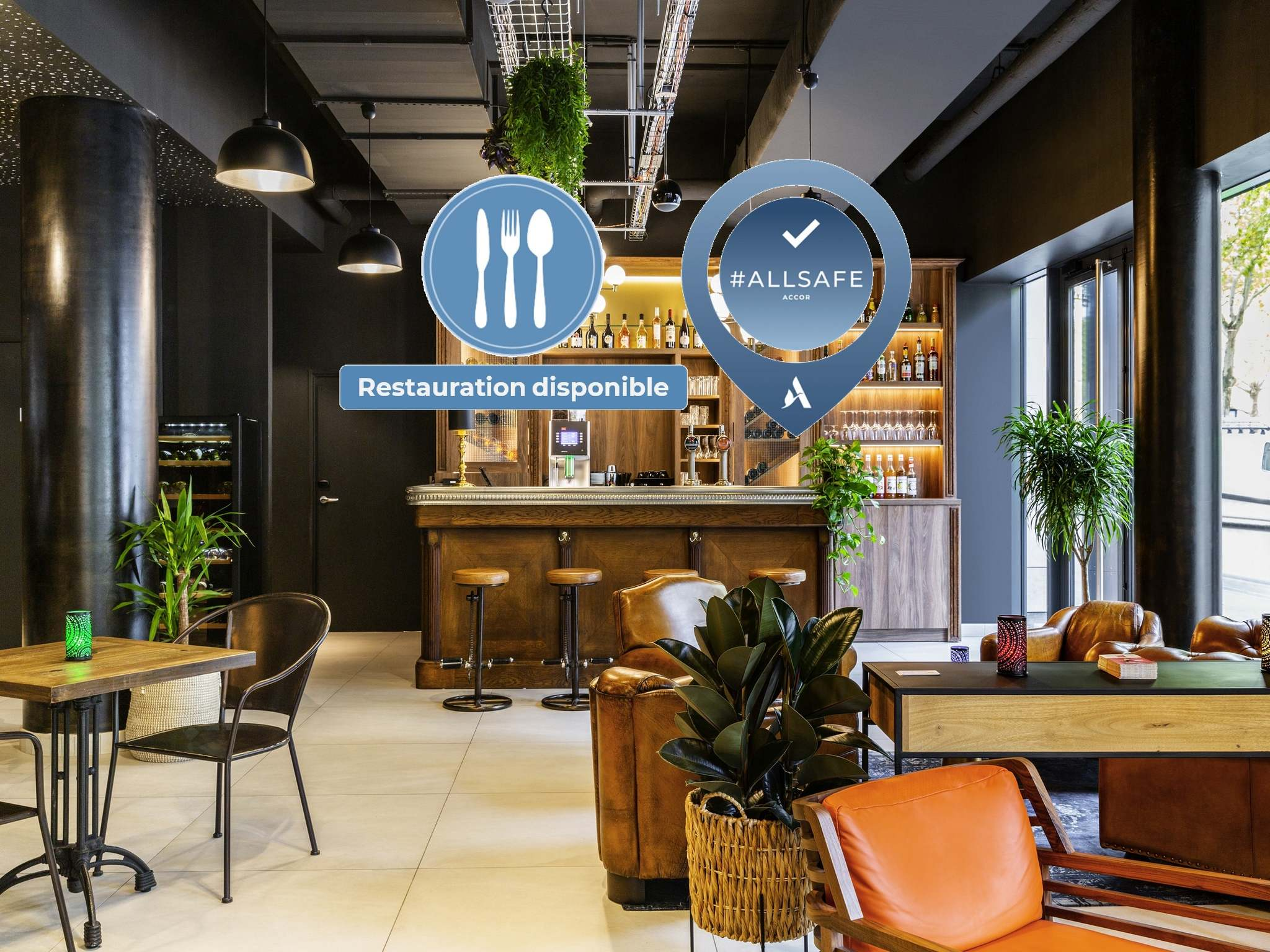 โรงแรม – ibis Styles Puteaux Paris La Defense (Opening July 2019)