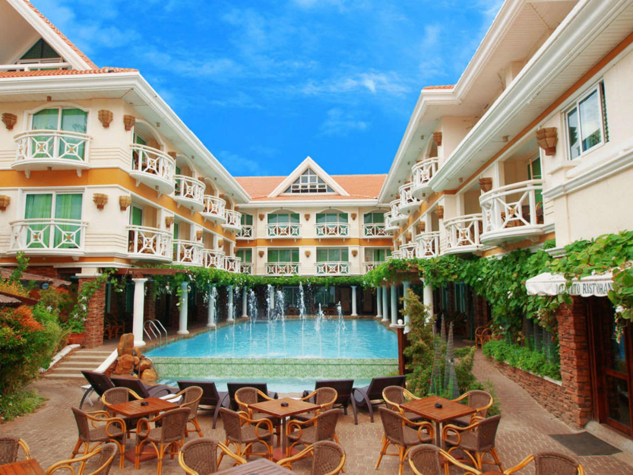 Hotel boracay mandarin island hotel
