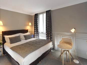 Hotel Madeleine Haussmann Paris
