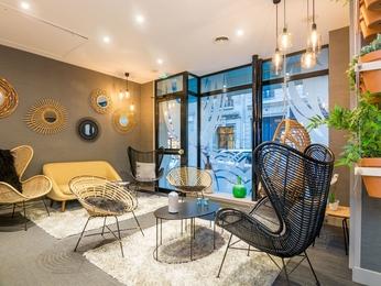 Hotel Lodge Du Centre Paris