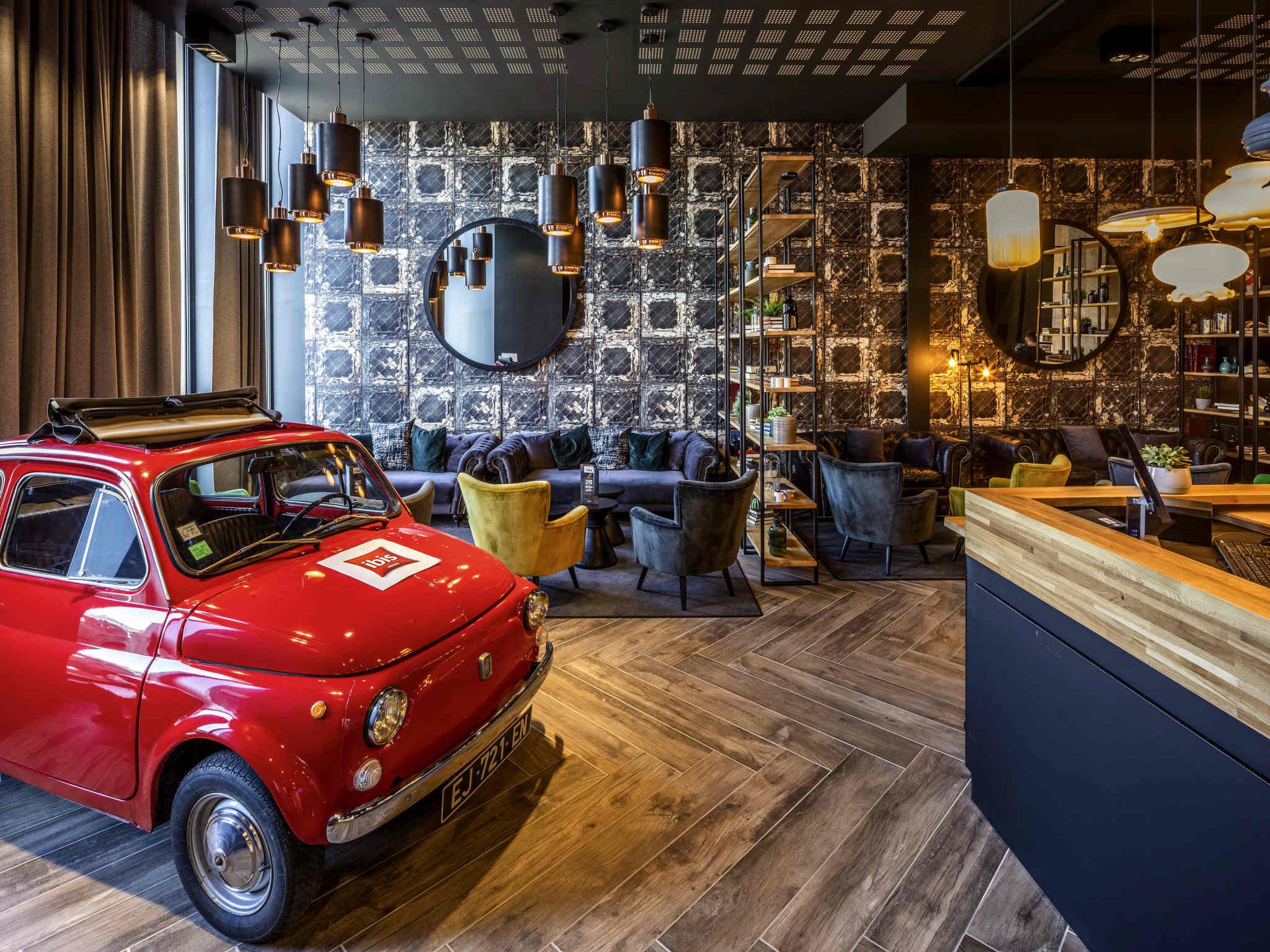 Hotel – ibis Le Mans Centre Gare Nord
