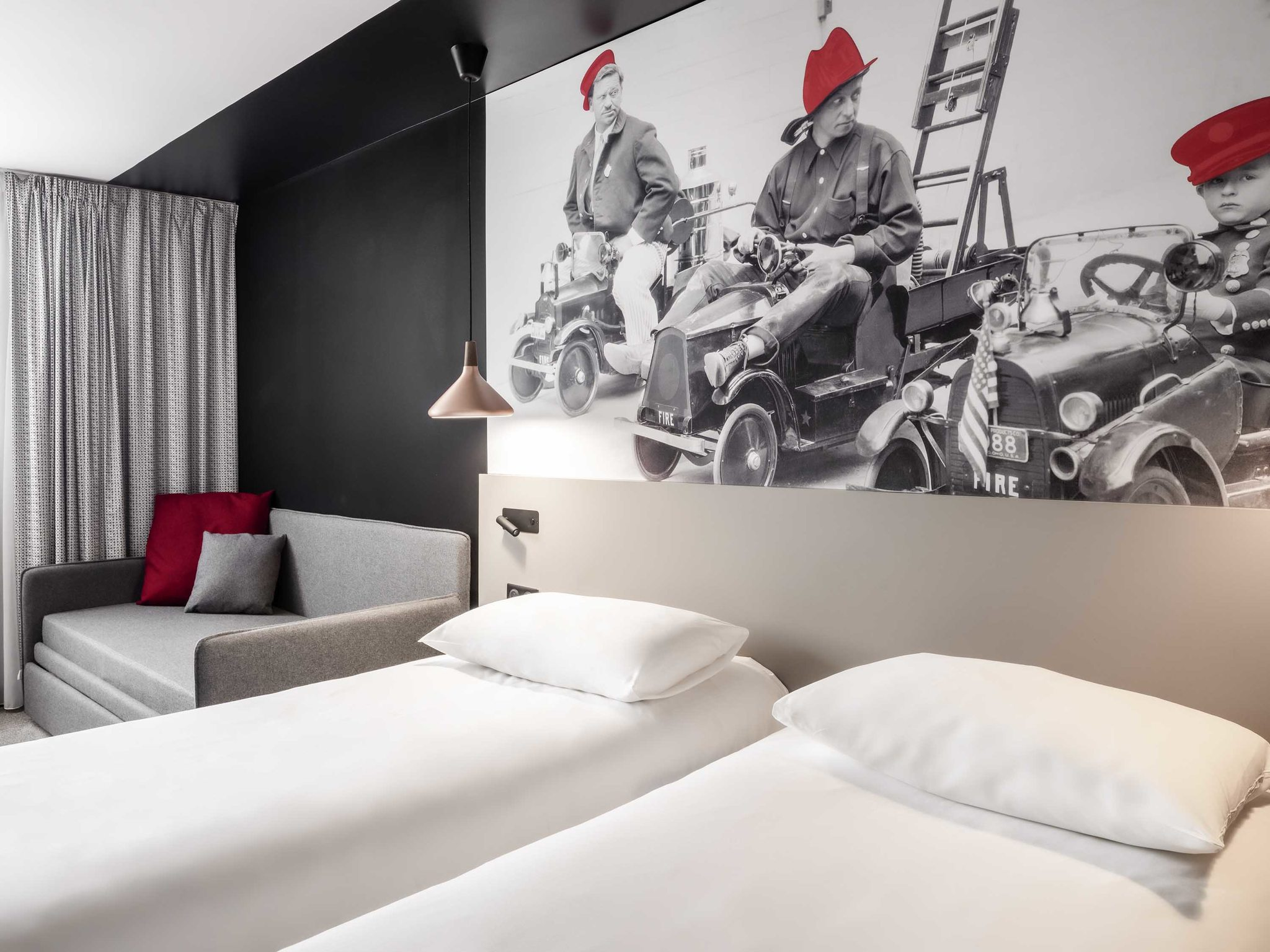Hotel Le Mans Gare Nord