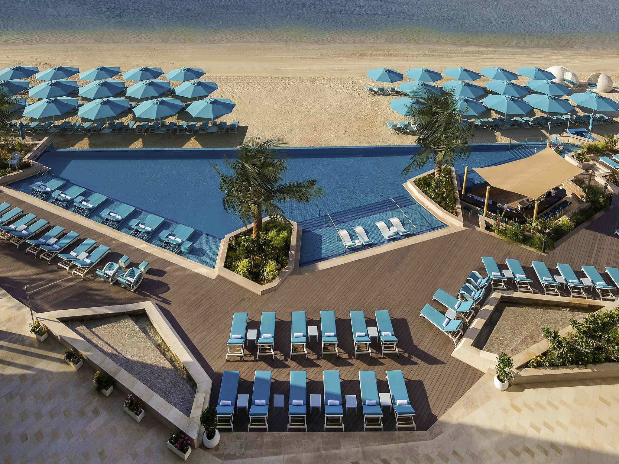 酒店 – 美憬阁索菲特迪拜棕榈岛度假酒店