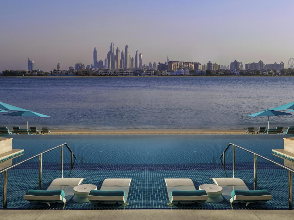 Luxury Hotel Dubai The Retreat Palm Dubai Mgallery By