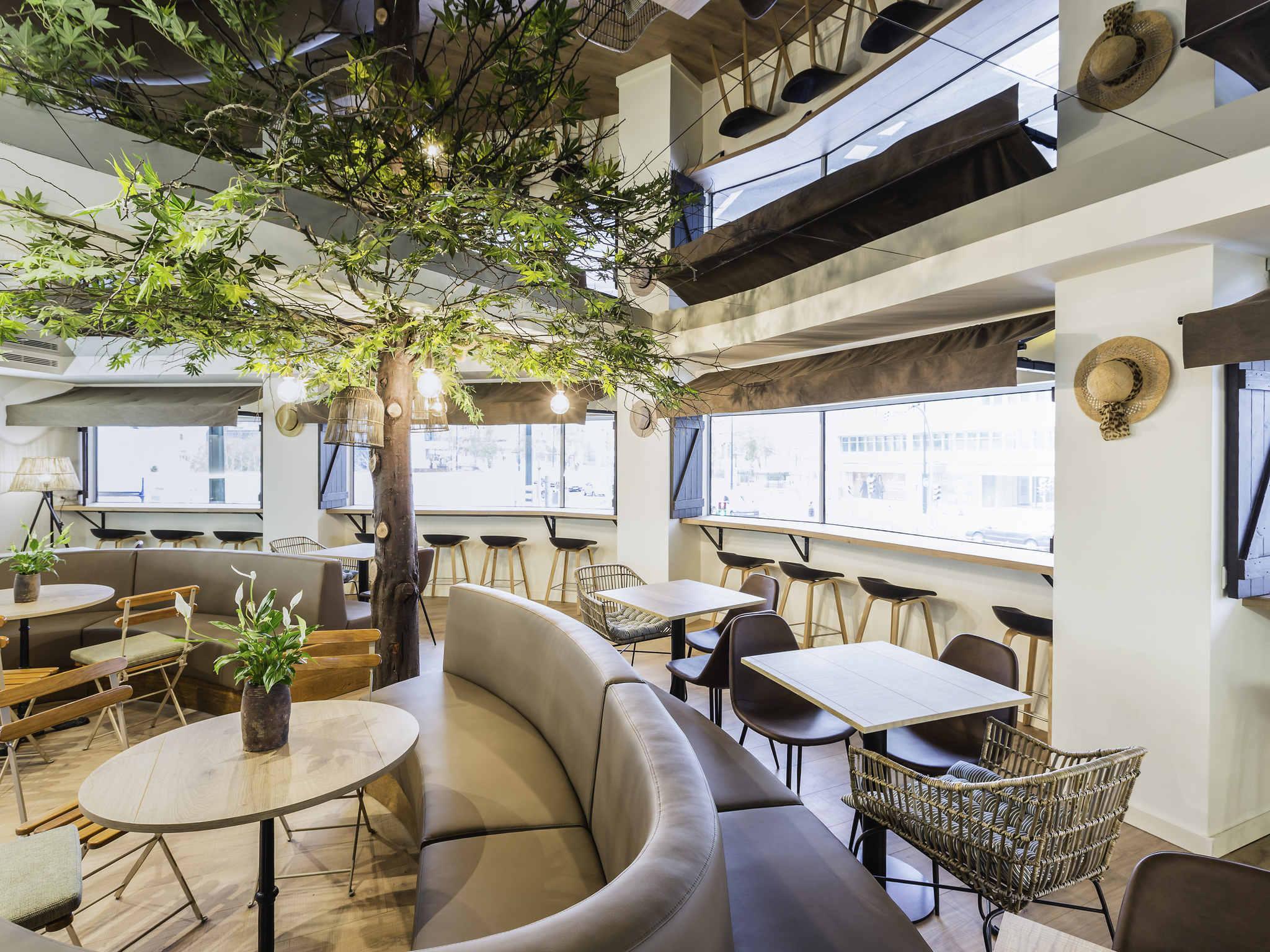 ホテル – イビス スタイルズ リスボン マルケス デ ポンバル(2019年1月オープン予定)