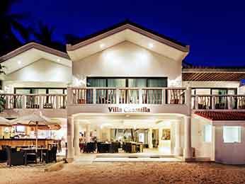 Villa Caemilla Beach Boutique Hotel