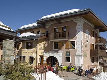 Hotel Du Bourg