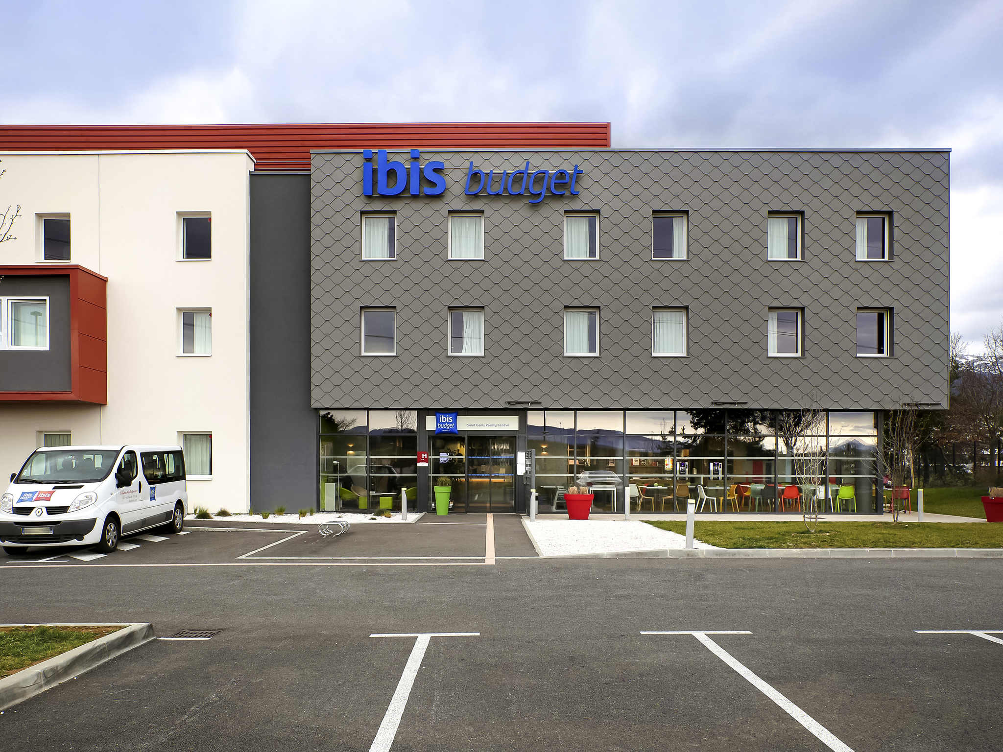 酒店 – ibis budget Geneve Saint Genis Pouilly (Opening November 2018)