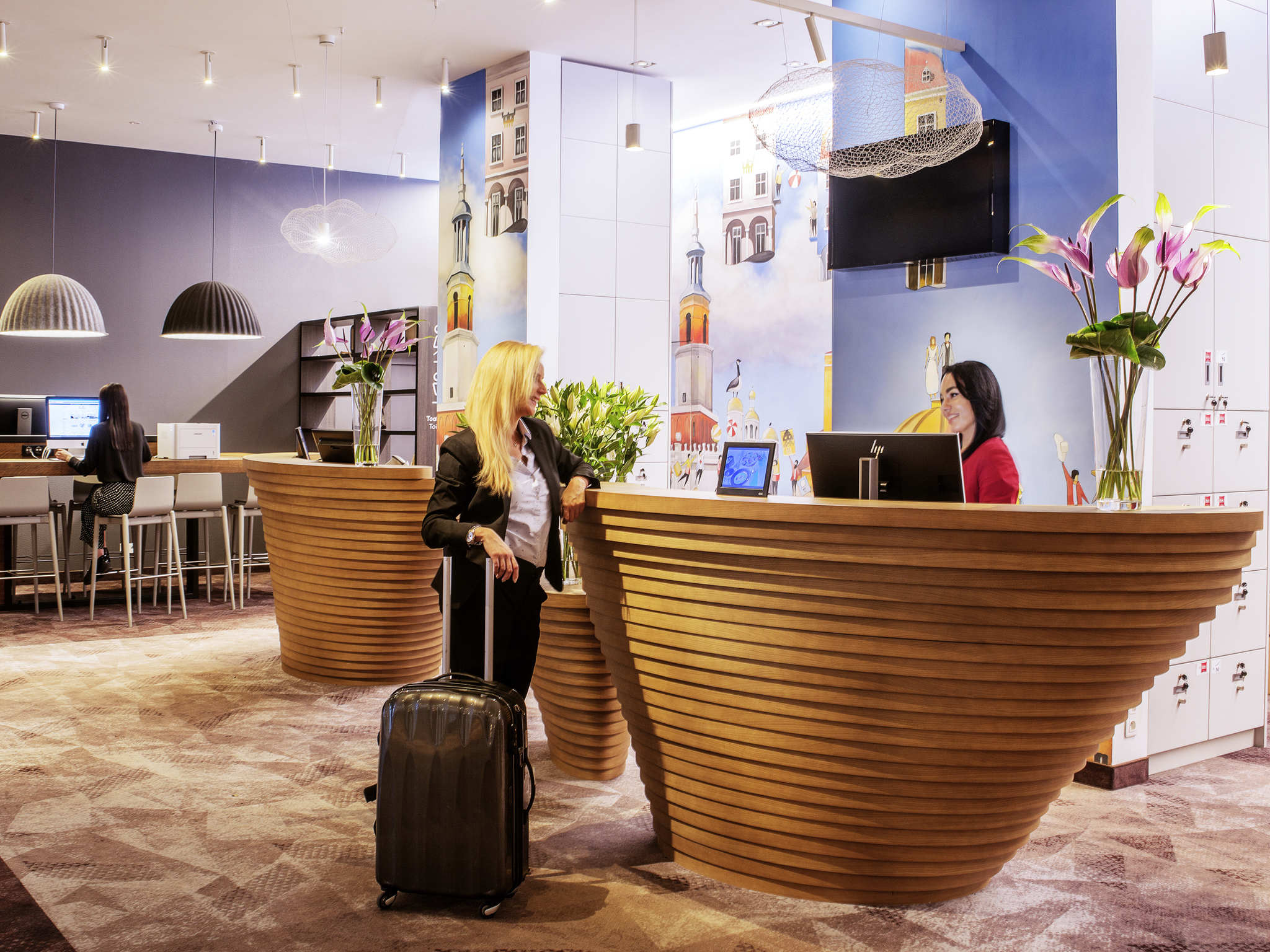 호텔 – ibis Poznan Centrum (due to open in January 2019)