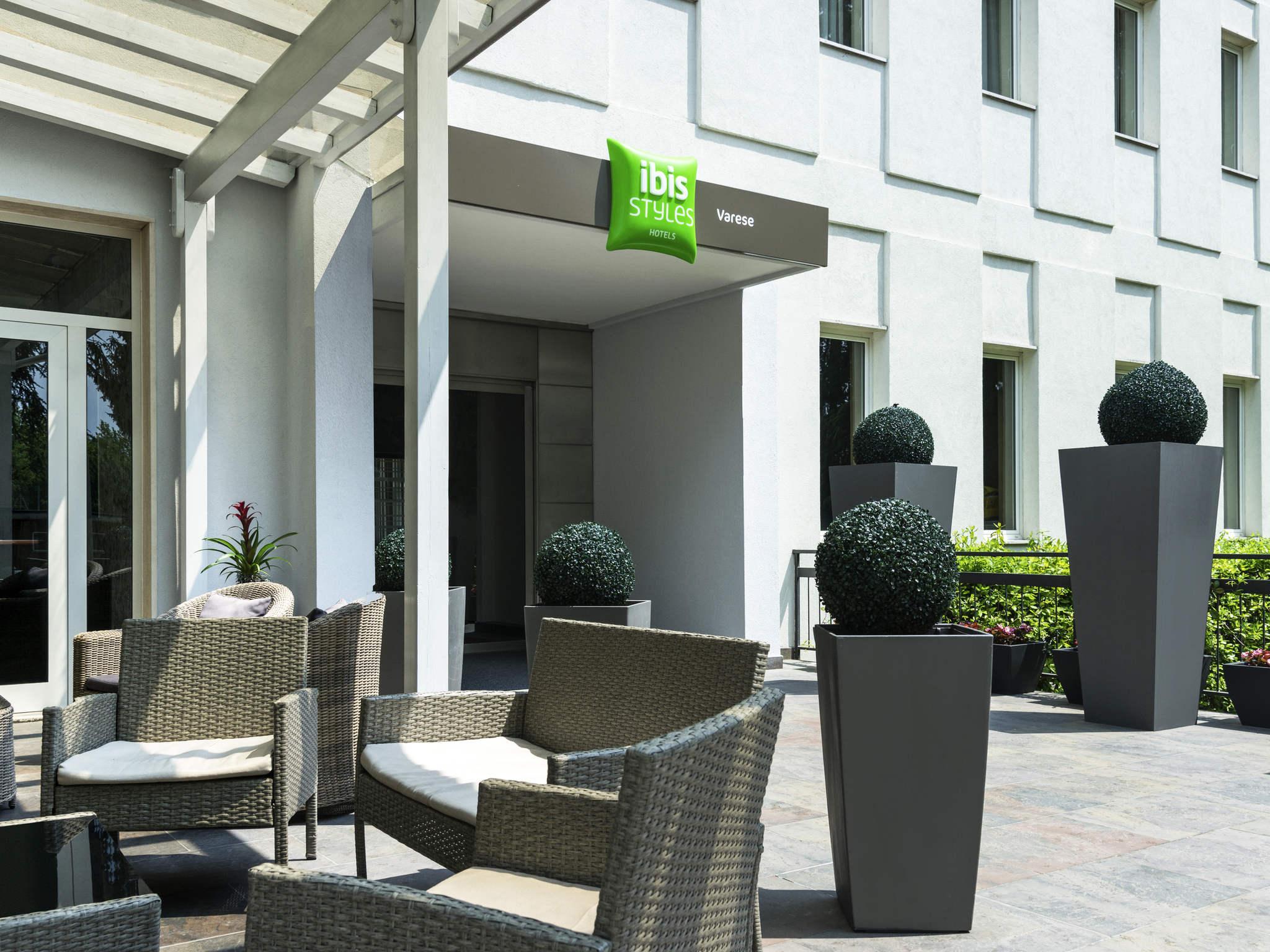 Отель — ibis Styles Varese