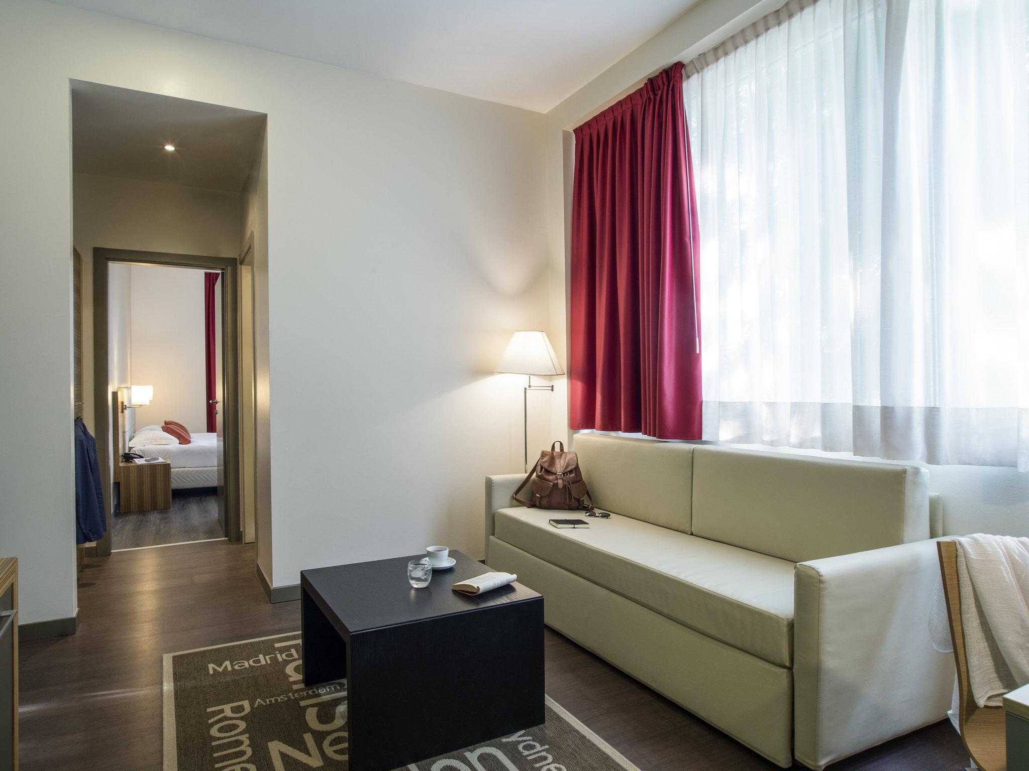 hotel a varese ibis styles varese