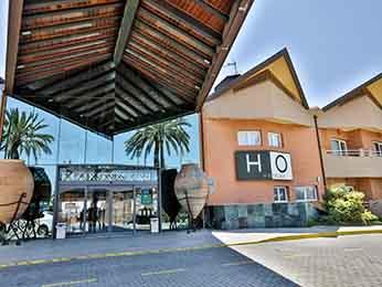 Hotel Ho Ciudad De Jaen