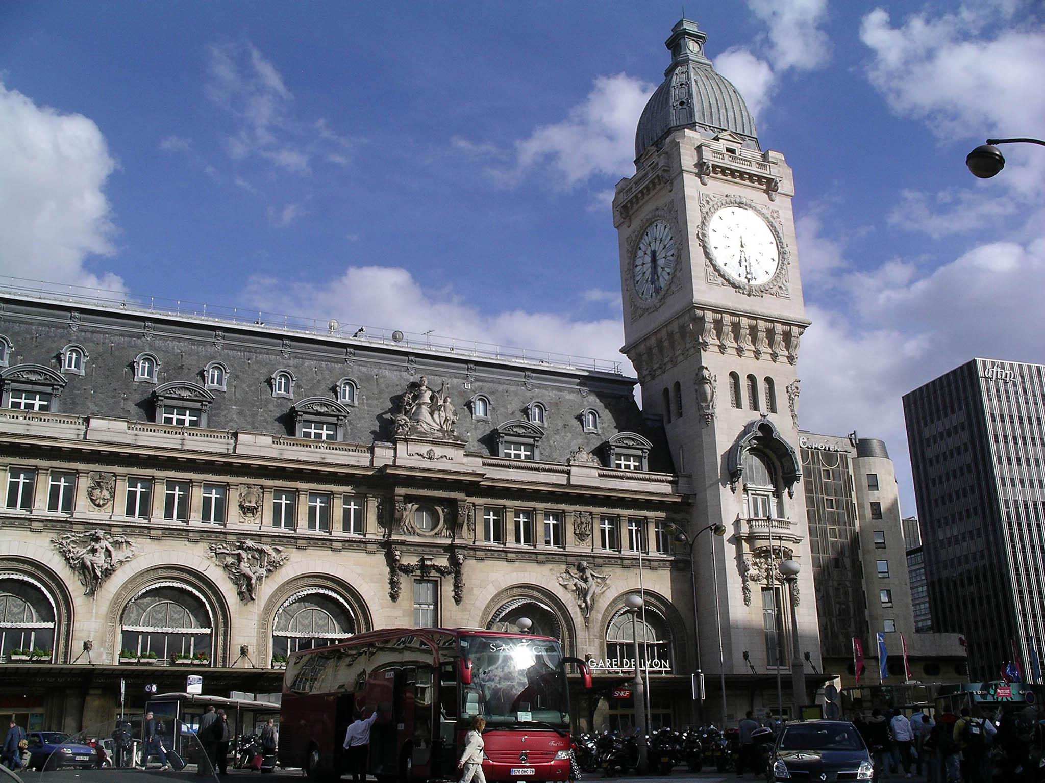 Hotel  Etoiles Gare De Lyon