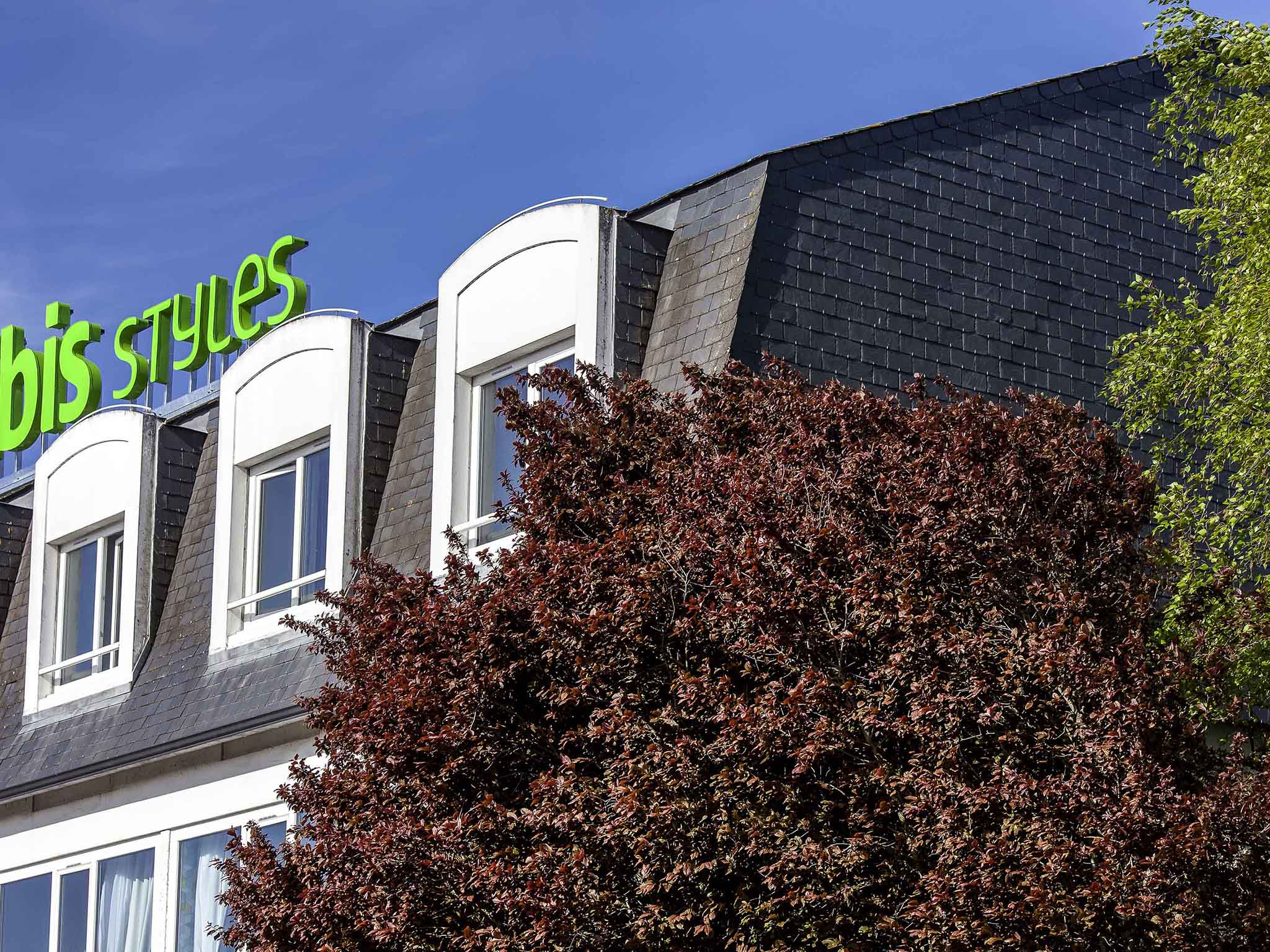 Hotel – ibis Styles Poitiers Nord