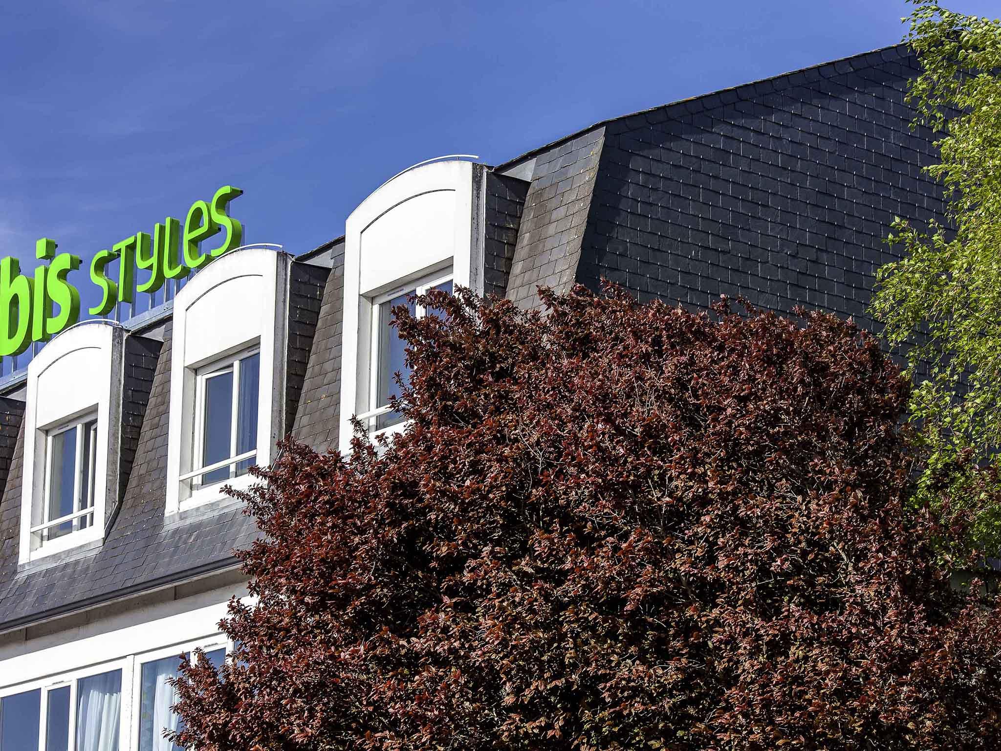 Отель — ibis Styles Poitiers Nord