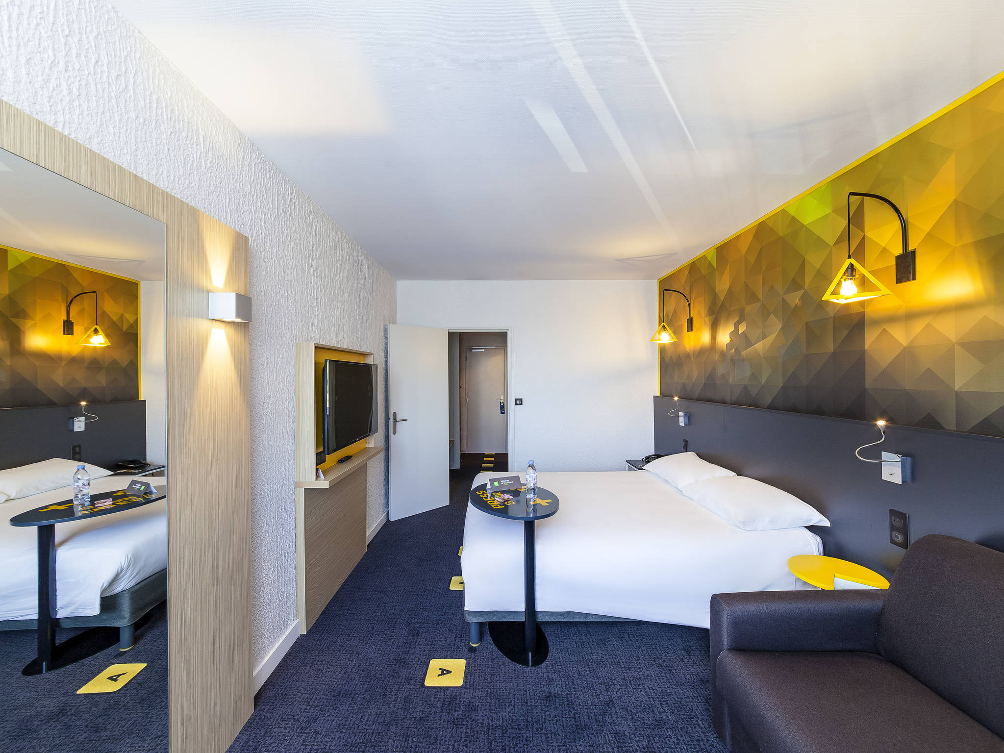 Hotel in POITIERS ibis Styles Poitiers Nord opening April 2017