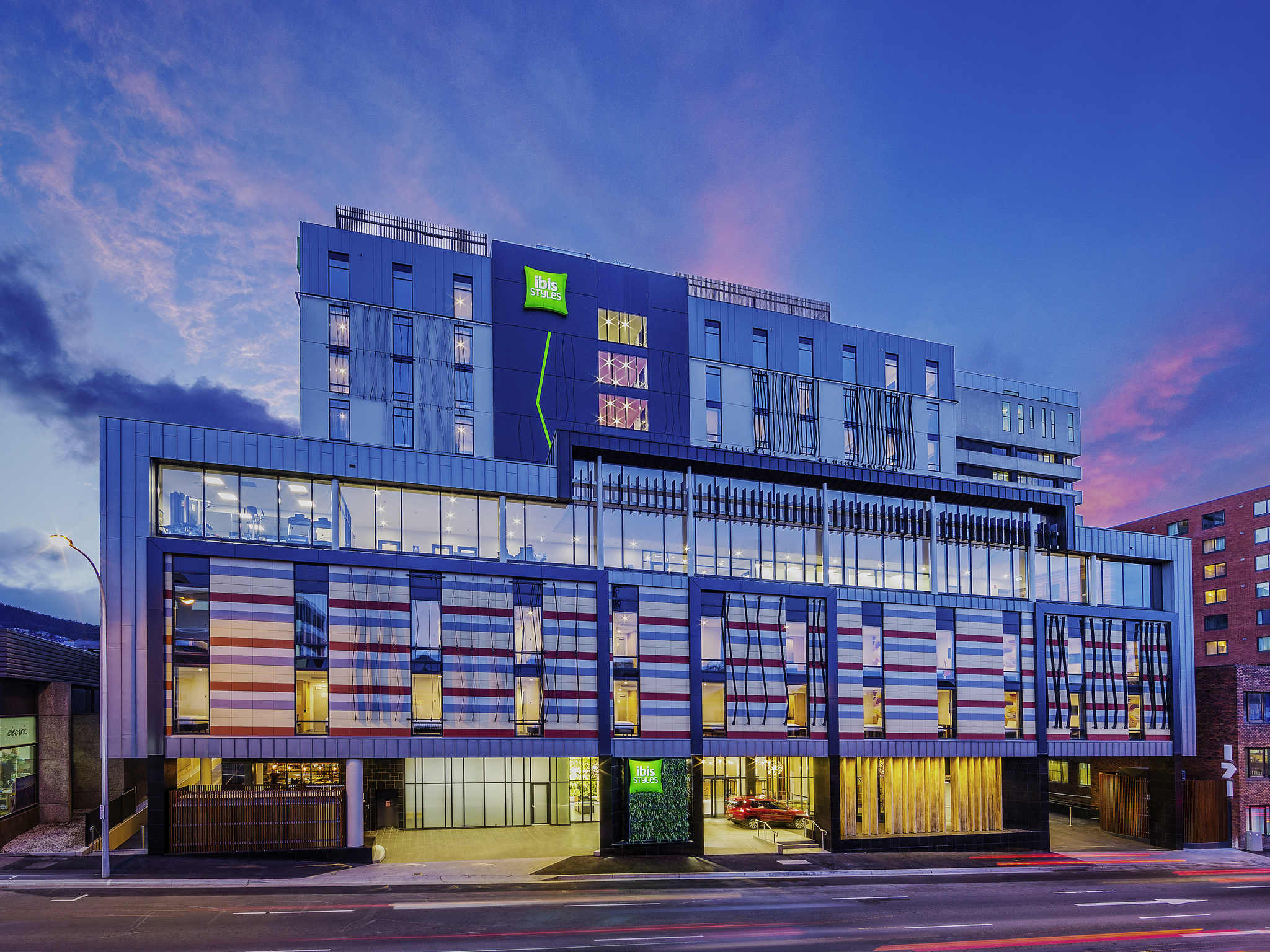 โรงแรม – ibis Styles Hobart