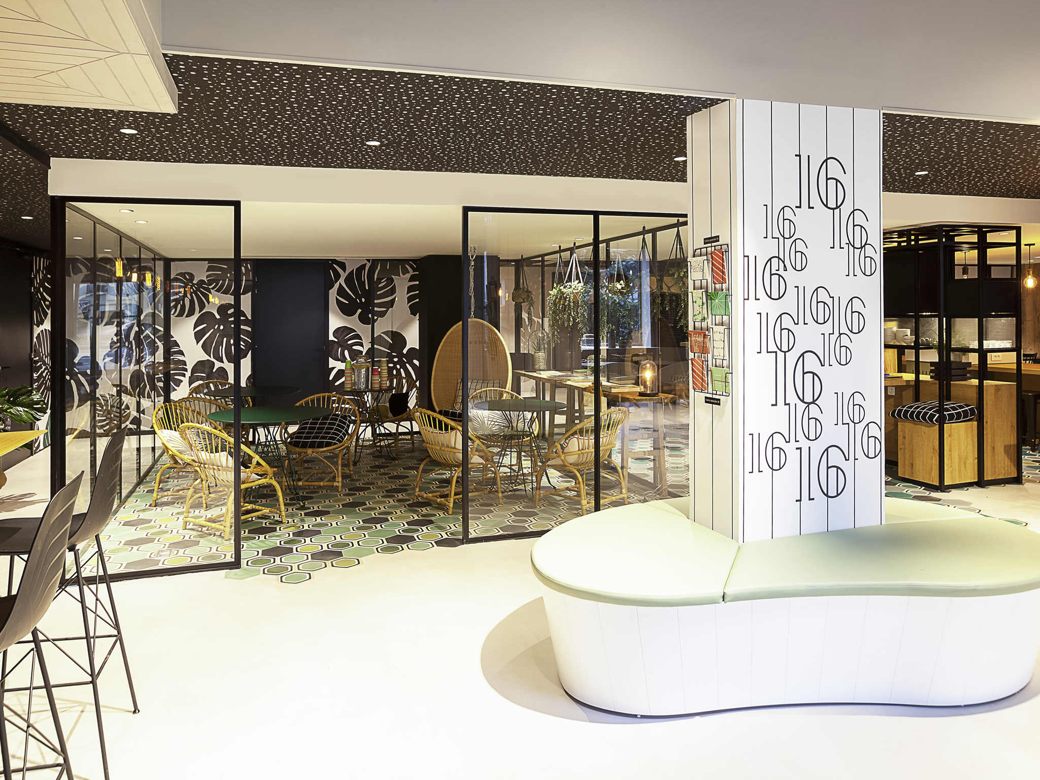 โรงแรม – โรงแรมไอบิส สไตล์ ปารีส 16 บูโลญ (เปิดพฤศจิกายน 2017)