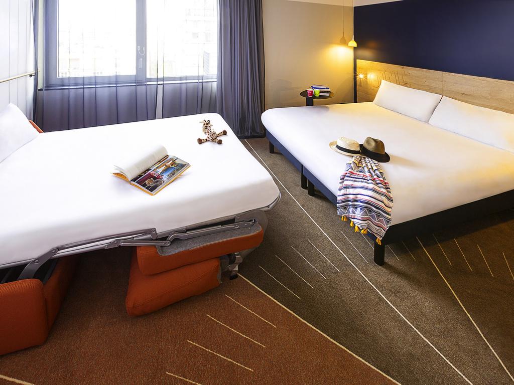 hotel pas cher paris ibis styles paris 16 boulogne opening november 2017. Black Bedroom Furniture Sets. Home Design Ideas